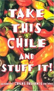 Cover of: Take this chili and stuff it