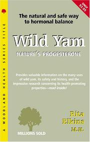 Cover of: Wild Yam: Nature