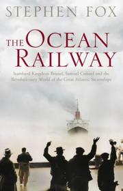 Cover of: The Ocean Railway | Stephen R. Fox