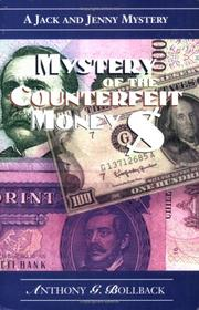 Cover of: Mystery of the counterfeit money