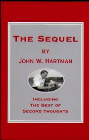 Cover of: The sequel