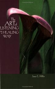 Cover of: The Art of Listening in a Healing Way
