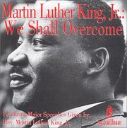 Cover of: We Shall Overcome