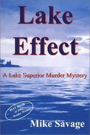 Cover of: Lake Effect (Mysteries & Horror)