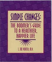 Cover of: Simple Changes