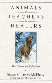 Cover of: Animals as teachers & healers
