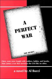 Cover of: A perfect war