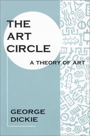 Cover of: Art Circle