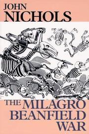 Cover of: The Milagro beanfield war