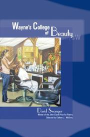 Cover of: Wayne's College of Beauty