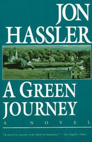 Cover of: A green journey