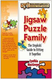 Cover of: Jigsaw puzzle family