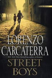 Cover of: Street boys