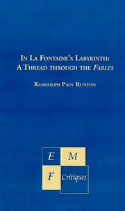 In La Fontaine's labyrinth by Randolph Runyon