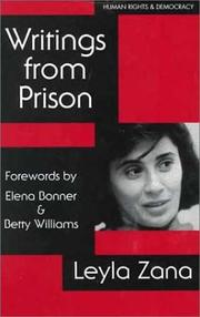 Cover of: Writings from prison