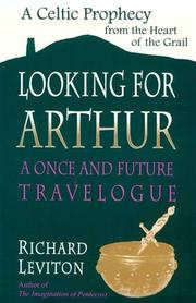 Cover of: Looking for Arthur | Richard Leviton