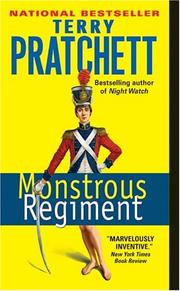 Cover of: Monstrous Regiment | Terry Pratchett