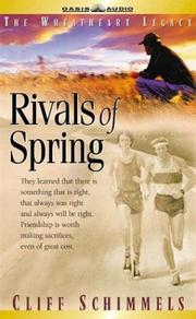 Cover of: Rivals of Spring (Wheatheart Legacy, 2)