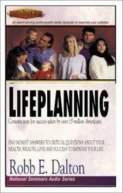 Cover of: Life Planning | Robb Dalton