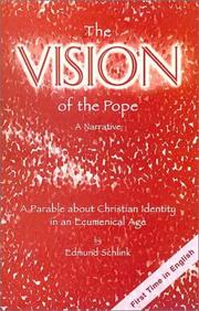 Cover of: The Vision of the Pope