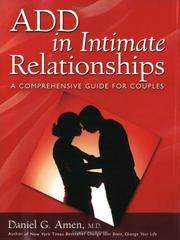 Cover of: ADD in Intimate Relationships: A Comprehensive Guide for Couples