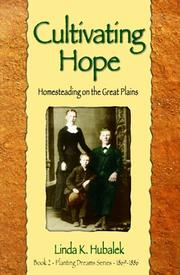 Cover of: Cultivating hope