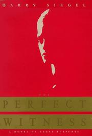 Cover of: The perfect witness