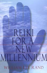 Cover of: Reiki For A New Millennum | William Lee Rand