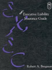 Cover of: IRMI's executive liability insurance guide