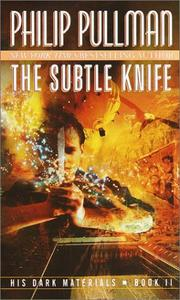 Cover of: The Subtle Knife (His Dark Materials, Book 2)