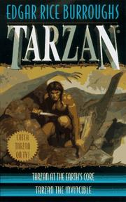 Cover of: Tarzan 2-in-1 (Tarzan at the Earth