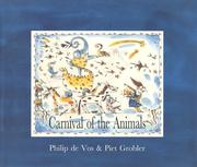 Cover of: Carnival of the animals