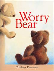Cover of: Worry bear