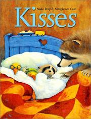 Cover of: Kisses | Nanda Roep