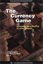 Cover of: The currency game