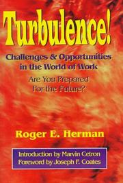 Cover of: Turbulence!