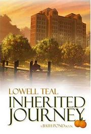 Cover of: Inherited journey | Lowell Teal