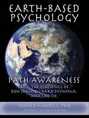 Cover of: Earth-Based Psychology