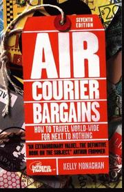 Cover of: Air Courier Bargains | Kelly Monaghan