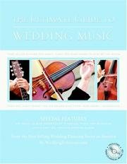 Cover of: The Ultimate Guide To Wedding Music, 2nd Edition (Ultimate Guide to Wedding Music) | Elizabeth Lluch