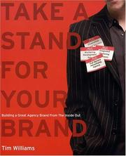 Cover of: Take a Stand for Your Brand | Tim Williams