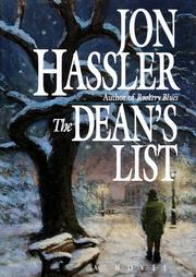 Cover of: The dean's list