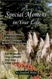 Cover of: A Special Moment in Your Life