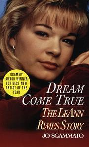 Cover of: Dream Come True