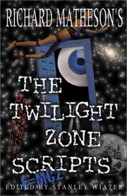 Cover of: Richard Matheson's The Twilight Zone Scripts