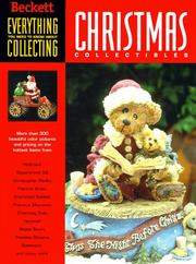 Cover of: Beckett everything you need to know about collecting Christmas collectibles