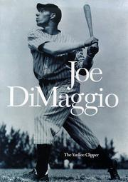 Cover of: Joe Dimaggio | Beckett Publications (firm)