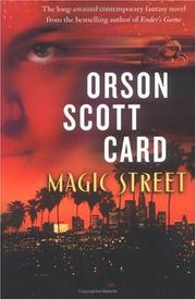 Cover of: Magic Street