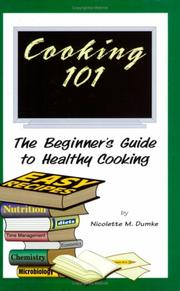 Cover of: Cooking 101 | Nicolette M. Dumke