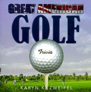 Cover of: Great American Golf
